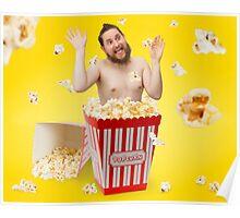Popcorn Surprise Poster