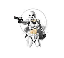 Trooper or GTFO Photographic Print