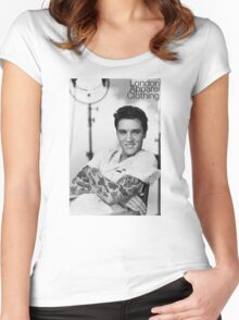 Presley Ink'd Women's Fitted Scoop T-Shirt