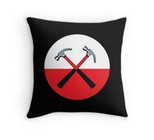 Hammers Logo Throw Pillow