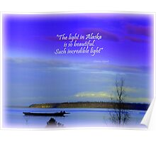 Mount Susitna Poster