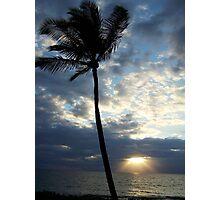 Wailea Paradise Photographic Print