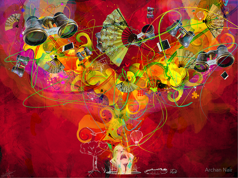 Welcome to my Jungle by Archan Nair