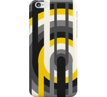 Honeycomb style for a buzz-y life iPhone Case/Skin