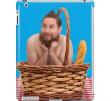 Hairy Picnic iPad Case/Skin