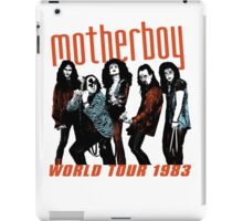 Motherboy iPad Case/Skin