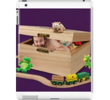 Toybox iPad Case/Skin