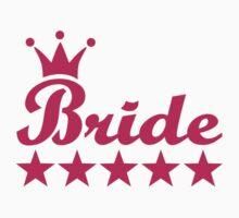 Bride Baby Tee