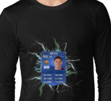 Team Of The Year Messi 15 Long Sleeve T-Shirt