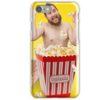 Popcorn Surprise iPhone Case/Skin