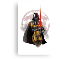 Darth or GTFO Canvas Print