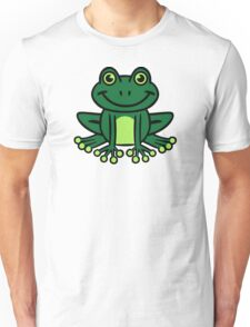 Green frog Unisex T-Shirt