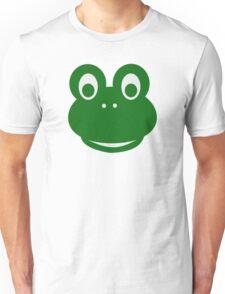 Frog face Unisex T-Shirt