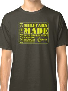 Military Made Classic T-Shirt