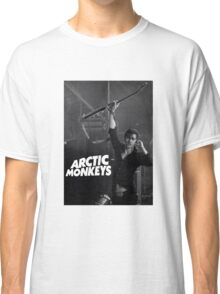 alex turner with guitar Classic T-Shirt