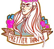 Thranduil, King of Smirkwood by choreolanus