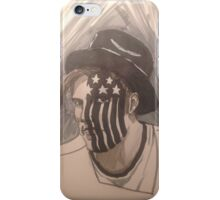 Fall Out Boy's Patrick Stump American Beauty, American Psycho iPhone Case/Skin