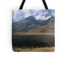 Carrauntoohil in summer Tote Bag