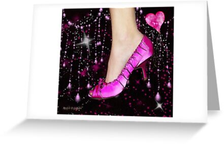 I Love My Pink Shoes!! (Views: 10601 :o) by Rhonda Strickland