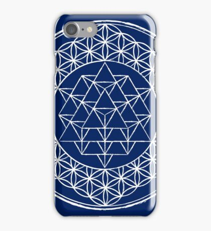 Flower of Life 2D&3D iPhone Case/Skin