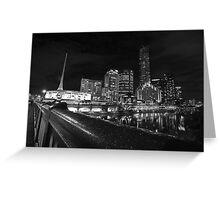 Southbank - Melbourne Greeting Card