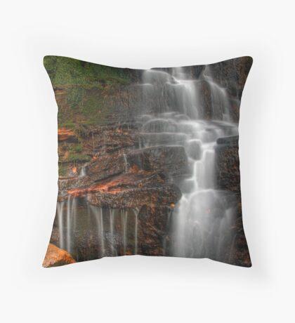 Triassic Throw Pillow