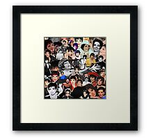 Wither Zee Framed Print