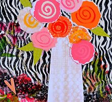 Wild about Flowers and Animals by Carla Parris