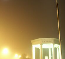 Cenotaph fog 4am by AndrewBentley