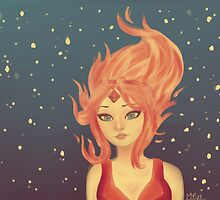 Flame Princess by indi-dere