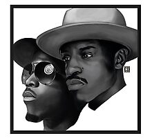 Outkast Photographic Print