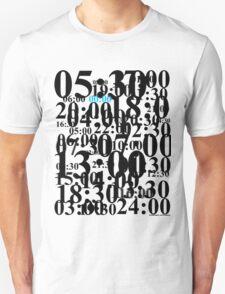 Blurring Times Unisex T-Shirt