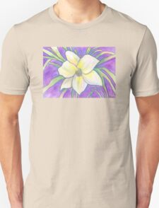Flagler Beach Daylilly Unisex T-Shirt