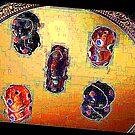 Royal Macro Mites by jpryce