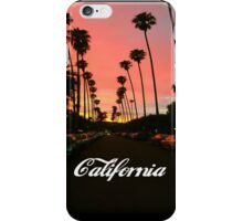 California (Tumblr style) iPhone Case/Skin