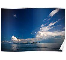 Ko Samui Sea Skyscape Poster