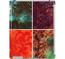 """ Earth Textures "" Vector Artwork iPad Case/Skin"
