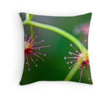 Snared Throw Pillow