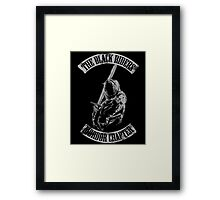 Riders of Middle Earth Framed Print