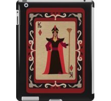 Voodoo Villains- Sorcerer of the Sands iPad Case/Skin