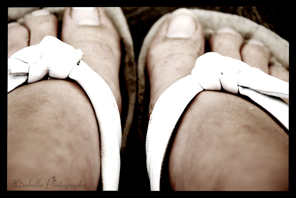 Summer Toes by lisabella