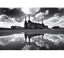 Battersea power station 1 Photographic Print