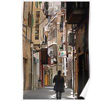 Backstreets Of Palma Poster
