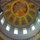Ceiling of the Museum d'Invalides, Paris by chord0
