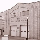 Port Clinton Fish Company Antique by steelwidow