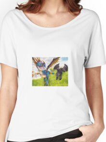 How to Train Your Dragon Women's Relaxed Fit T-Shirt