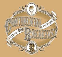 Continental Breakfast by tonynichols