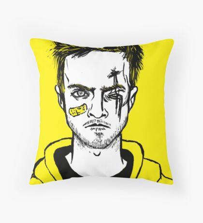 That Pinkman Kid. Throw Pillow