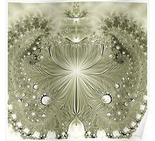 Goddess Jellyfish Poster
