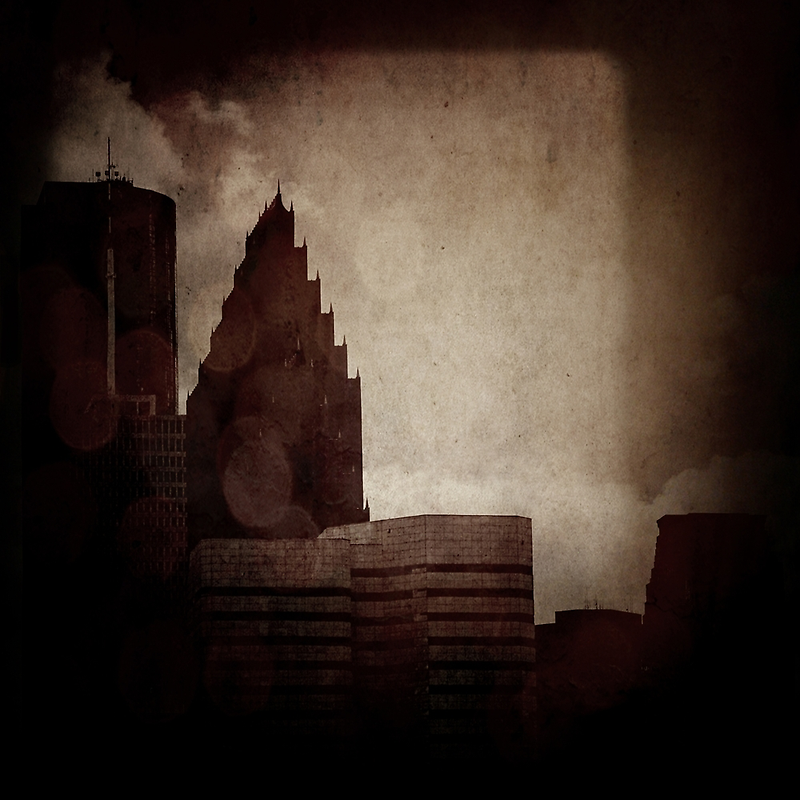A City With No Name  by Trish Mistric
